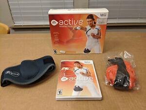 EA Sports Active Personal Trainer Bundle Wii, 2009 CIB