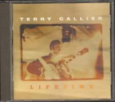 Terry Callier LIFETIME 12 track CD NEW 1999