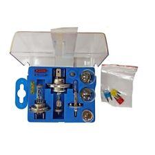 13 Pce Emergency Breakdown Car Bulb and Fuse Assortment Kit (Mini blade Normal)