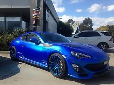 Full car wrap (fitted) for Toyota GT86/GTS,Subaru BRZ 5 years warranty