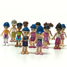 Random 5x LEGO Friends Fashion Girls Minifigure part figure Kid toy Gift Doll