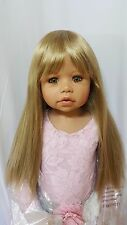 """NWT Monique Peggy Sue Blonde Doll Wig 17-18"""" fits Masterpiece Doll(WIG ONLY)"""