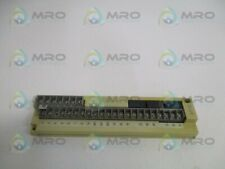 MITSUBISHI FR-APE RELAY TERMINAL MODULE (AS PICTURED) * USED *