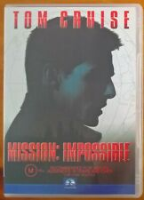 Mission Impossible (DVD, 2001) Movie R4