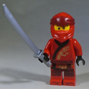 new LEGO Ninjago Legacy Minifig - Kai in golden dragon robe