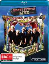 Monty Python Live (Almost) One Down Five to Go - Blu Ray - John Cleese