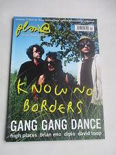 2008 GANG GANG DANCE     PLAN B MAGAZINE