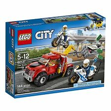 LEGO® City Tow Truck Trouble Building Play Set 60137 NEW NIB
