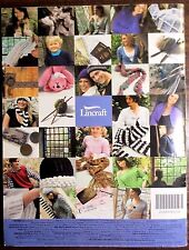 Yarn Inspirations Lindcraft knitting-crochet patterns  ladies & girls Knitwear