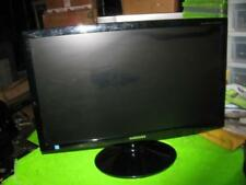 "Samsung 20"" Widescreen LED LCD Monitor Model S20B300B ~As Is for Parts or Repair"