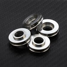 5mm Spacers for Radial Brake Calipers, set of 4, GSXR R1 R6 ZX6R ZX10R CBR 1098