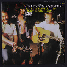 CROSBY, STILLS & NASH: Suite: Judy Blue Eyes / Mlong Time Gone 45 (Spain, PS w/