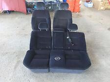 Opel Vectra B Sitze Innenaustattung Sitzgarnitur Stoffsitze Rücksitzbank Fahrers