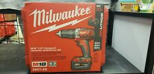 """MILWAUKEE M18 LITHIUM ION BATTERY POWERED 1/2"""" COMPACT HAMMER DRILL"""