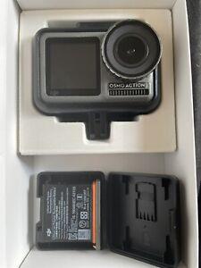 DJI Osmo 4K Action Camera - Hardly Used
