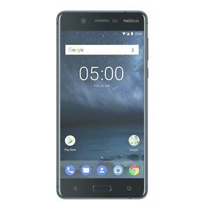 Nokia 5 in Silber Handy Dummy Attrappe - Requisit, Deko, Ausstellung, Muster