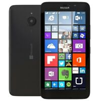 "Nokia Microsoft Lumia 640 Black LTE 5"" 8GB Quad Core 8MP Windows Unlocked OZ"