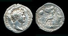 Hadrian 125-128 Rom Denar Silber