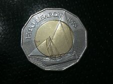 Croatia 25 Kuna, 1998, Lisbon Expo- NICE COIN !!!