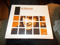 AL STEWART CD THE DEFINITIVE POP COLLECTION BRAND NEW SEALED