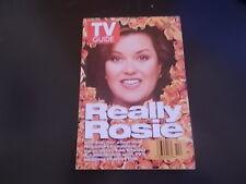 Rosie O'Donnell, Matt Lauer, Jamie Foxx - TV Guide Magazine 1997