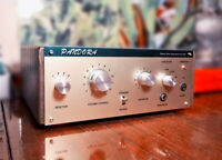 LEBEN CS-300X CLONE. AUDIOPHILE TUBE AMPLIFIER PANDORA. HANDMADE FROM RUSSIA