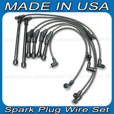BB047 OEM Spark Plug Wire Set For Nissan Quest Mercury Villager 8MM S6-28204