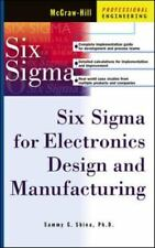 Six SIGMA for Electronics Design and Manufacturing McGraw-Hill Professional Eng