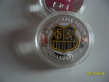 1. FC Saarbrücken 50 Jahre 1.Bundesliga 1963 - 2013 Medaille Münze 1 Unze  40 mm