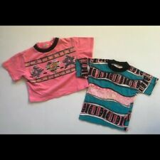 Two Vintage Toddler Tshirts Size 2T