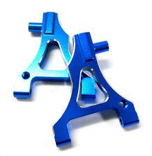 N10087 1//10 1//8 RC del acelerador Servo Horn Arm 25 Dientes Diente 25T Azul Marino Doble