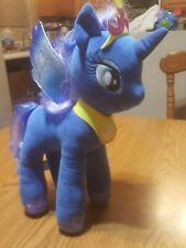 2017 Hasbro My Little Pony Friendship Is Magic Movie Princess Luna 15.5 Plush