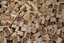 50 X LEGO ® Brick/pietra/pietre 2x2 (3003) in tan/Beige/Sabbia NUOVO
