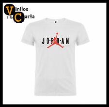Camiseta Michael Jordan air Baloncesto basket Hombre Niño Roly (CA6554)