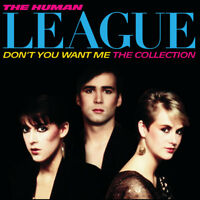 HUMAN LEAGUE - DON'T YOU WANT ME : THE COLLECTION CD ~ GREATEST HITS BEST *NEW*