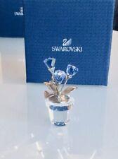pot de fleur figurine SWAROWSKY  authentique