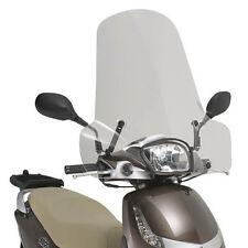 Parabrezza GIVI 8100A Con Kit Attacchi A8100A Peugeot Tweet 150 2010/2016