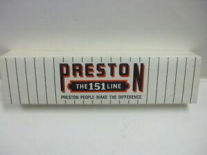Tonkin 1:53 scale Preston The 151 Line Tractor Trailer Doubles