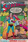 SUPERMAN #188 VF-