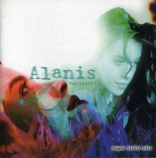 Jagged Little Pill - Alanis Morissette (1995, CD NUOVO)