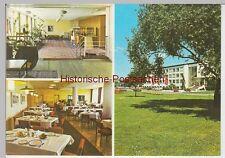 (86031) ak berlín, deporte foro, deporte hotel, más imagen mapa 1972