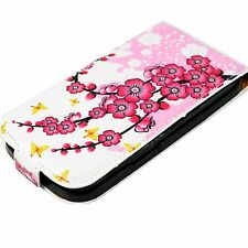 Magnetic Vertical Flip Leather Wallet Holder For Samsung Galaxy S3 III i9300