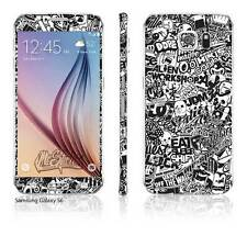 Samsung Galaxy S6 Skin Sticker Kit Sticker Bomb v2