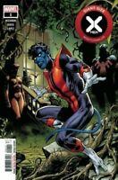 Marvel Giant Size X-Men #1 Comic Book Nightcrawler Hickman Davis Lopez NM