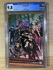 Batman #106 (2021 DC) 1st cameo appearance of Miracle Molly Variant CGC 9.8