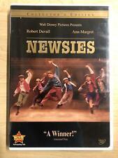 Newsies (DVD, Collectors Edition, 1992, Disney) - G1219