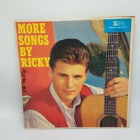 Rick Nelson: More Songs By Ricky LP IMPERIAL (Mono/Gate) LP-9122 (1960)