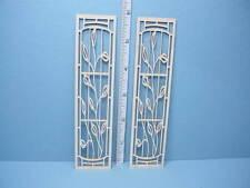 Dollhouse Miniature Decorative Window Mullion #GW Laser Creations 1//12th Scale