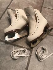 Glacier 120 By Jackson Youth Size 1 Ice Skates Good Contion