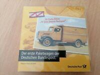 Brekina - Post-Serie - Der erste Paketwagen der DBP- Set - OVP